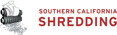 Southern California Shredding Logo